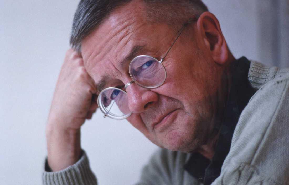 Författaren Anders Ehnmark.