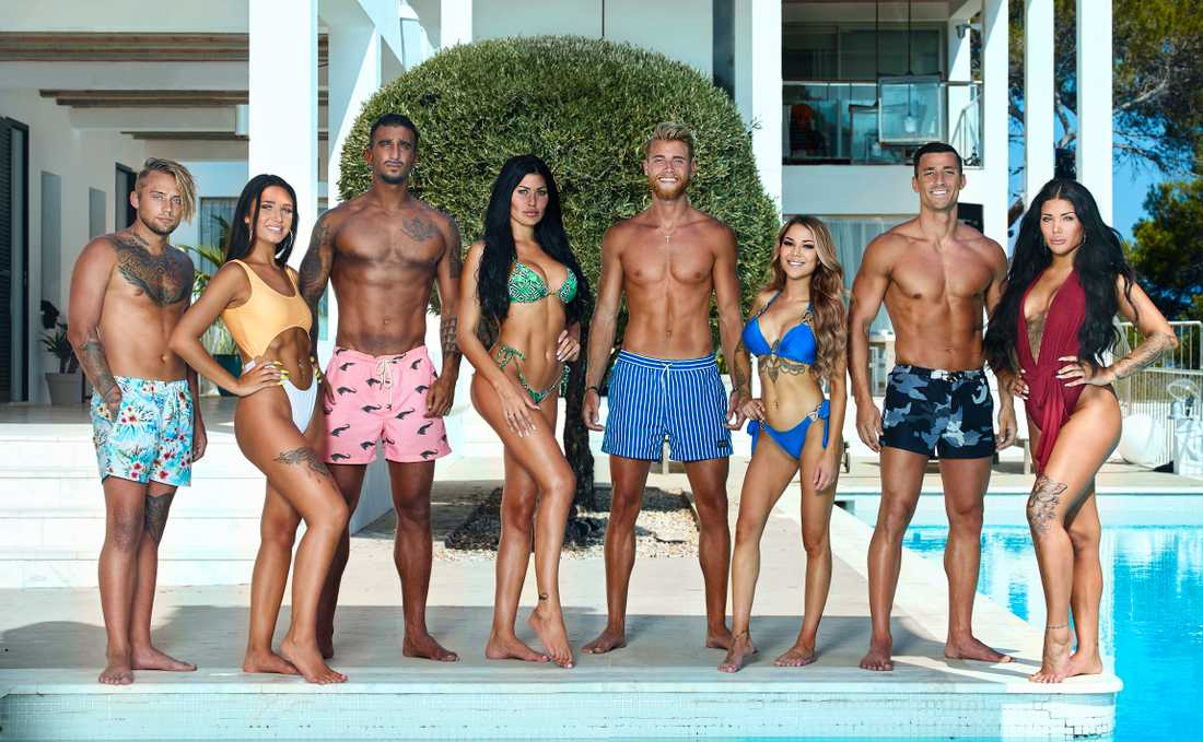 Ex On The Beach 2018 Alla Deltagare Aftonbladet