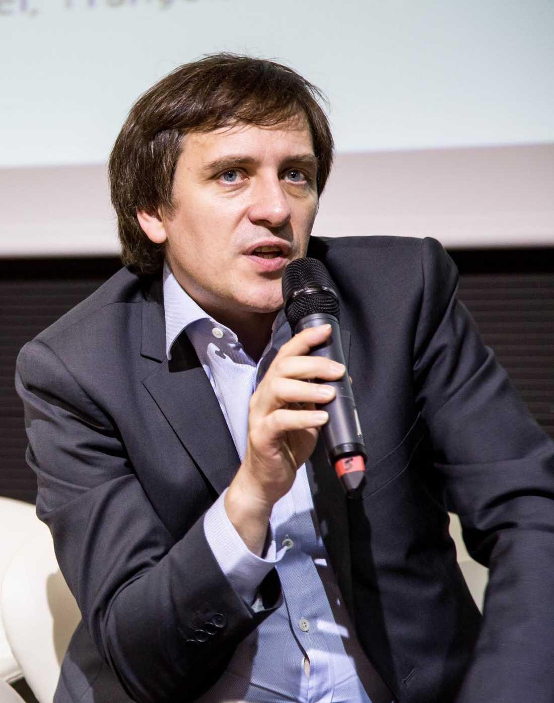 Arnaud Mercier.