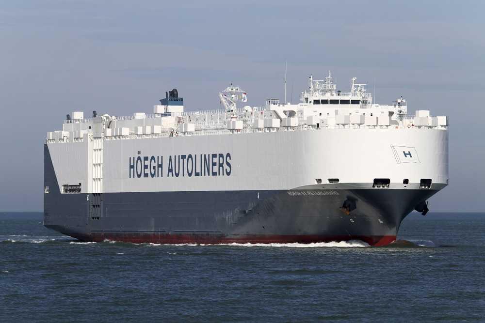 Norska båten St Petersburg var först på fyndplatsen