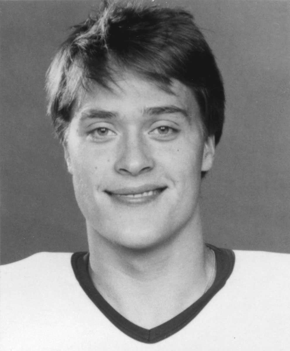 En ung Teemu Selänne i Winnipeg Jets.