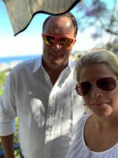 Paret Niklas och Veronica Winterstein
