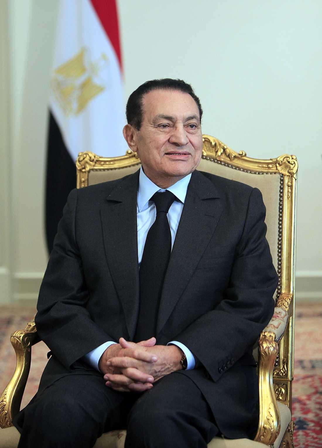 Inte alla egyptier vill se president Hosni Mubarak försvinna. För många står han för stabilitet.