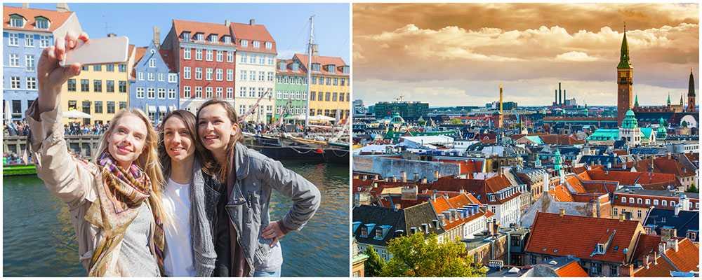 Danmark väntas få ett rekordstort antal besökare i år.