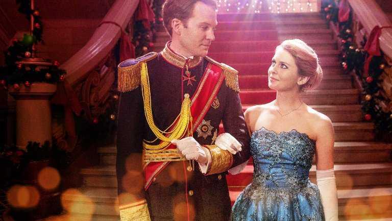 """""""A Christmas prince: The royal wedding""""."""