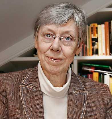 Madeleine Leijonhufvud, professorn i straffrätt.