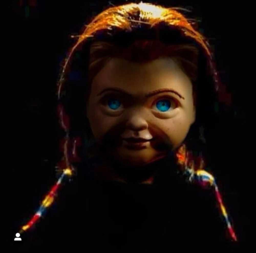 """Chucky i """"Child's play""""."""