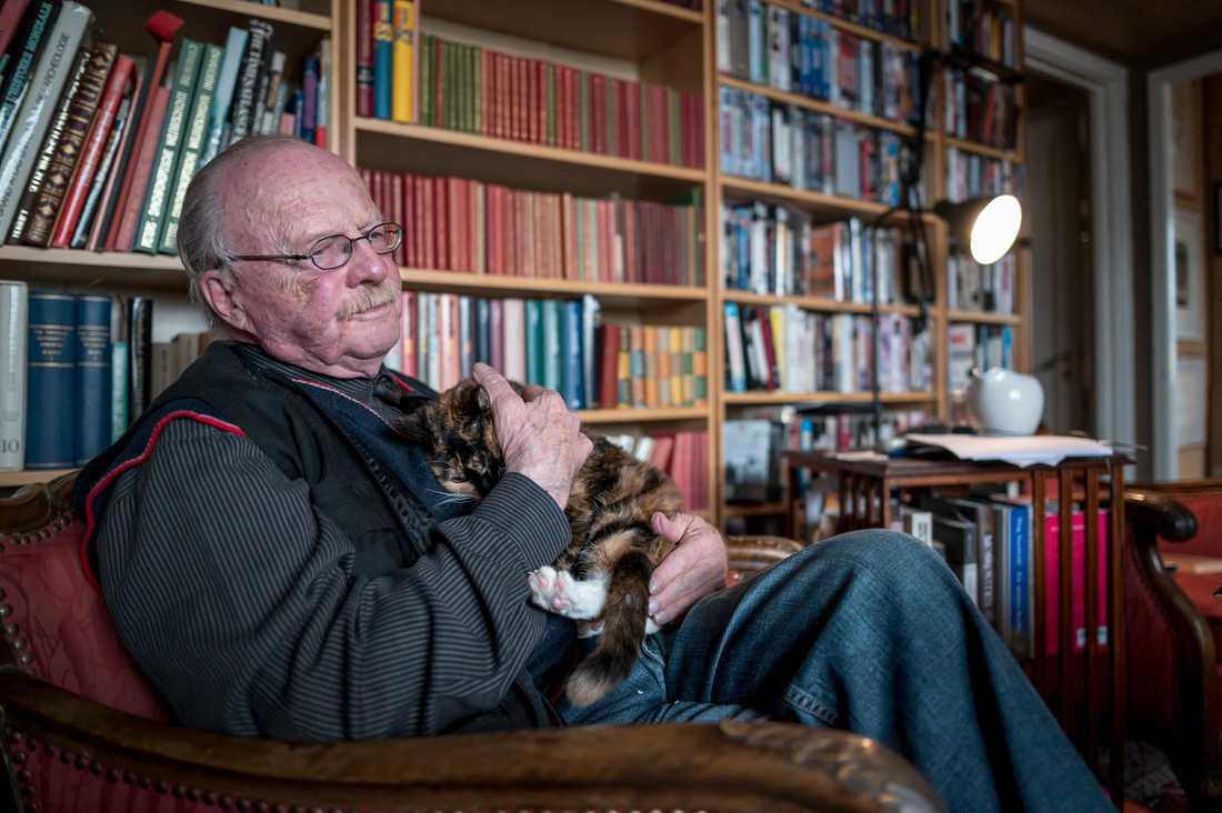 Jan Myrdal blev 93 år gammal.