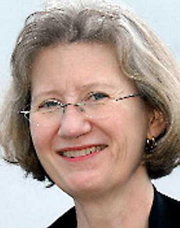 Hovets informationschef Ann-Christine Jernberg.