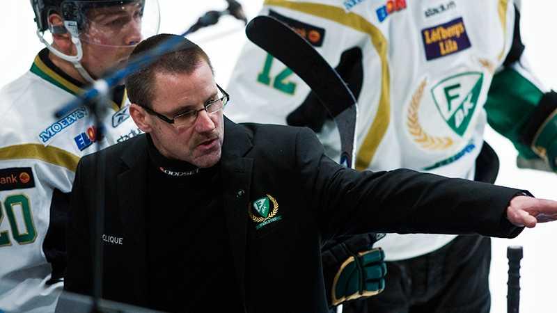Tommy Samuelsson gör comeback i Färjestads bås.