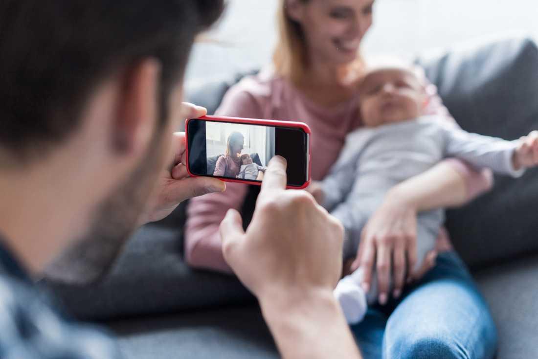 Barn är bra viral valuta. Av världens tjugo mest lajkade inlägg på Instagram innehåller hälften barn.