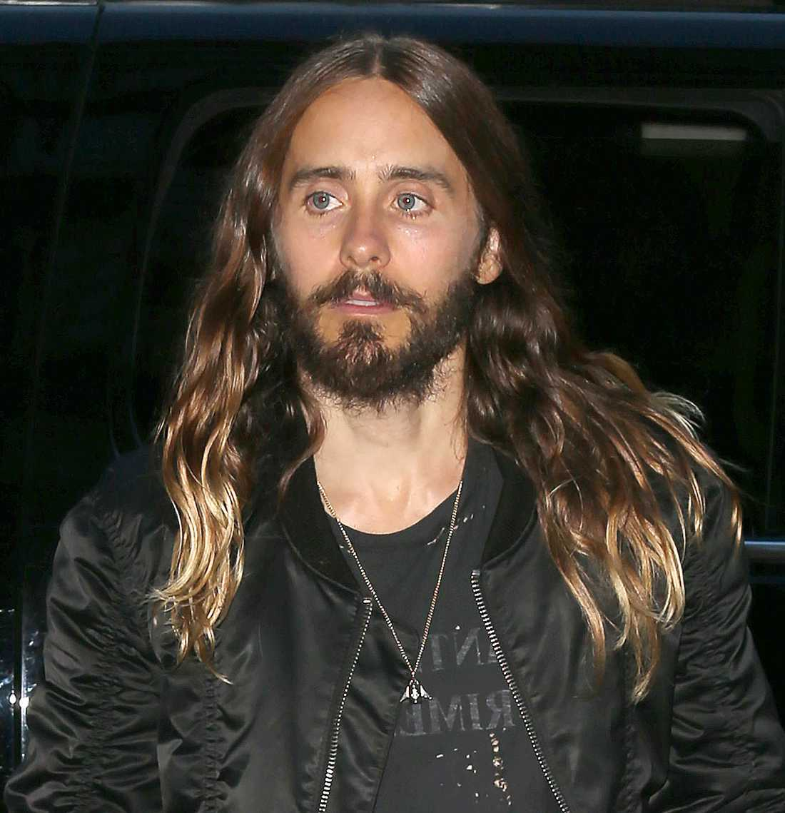 Jesusskägget  Någon som verkligen kan sporta Jesuslooken är Jared Leto.