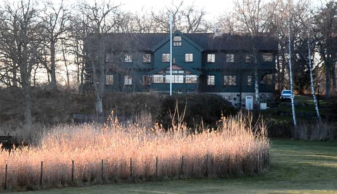 Marholmen, förbundet Kommunals kursgård och konferensanläggning.