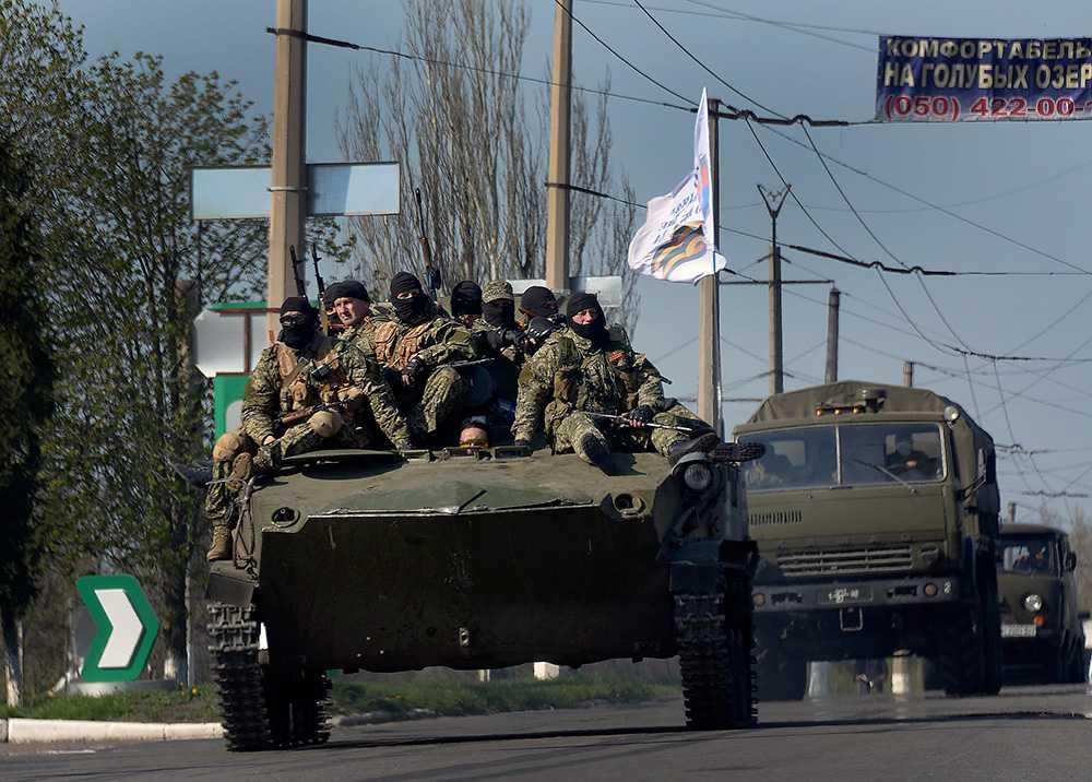 USA pekar ut Ryssland som landet som försett separatisterna med den dödliga missilen.