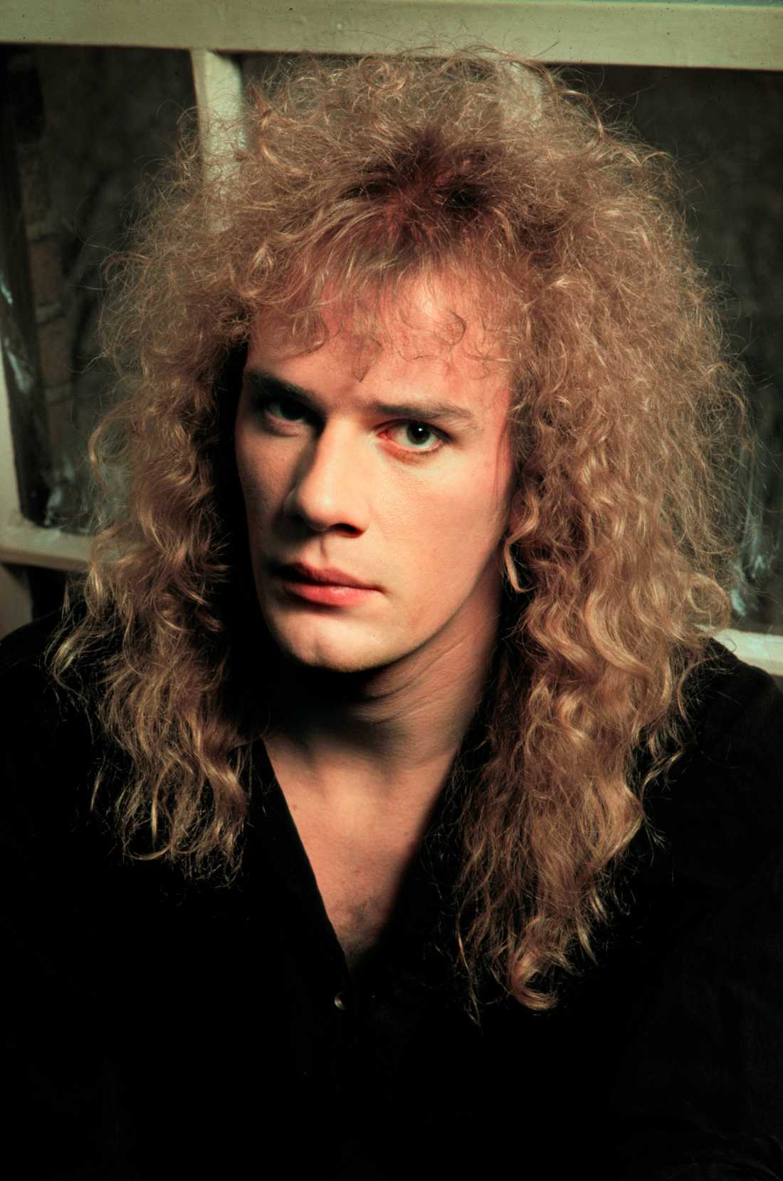 Anders unde Yngwie-perioden.