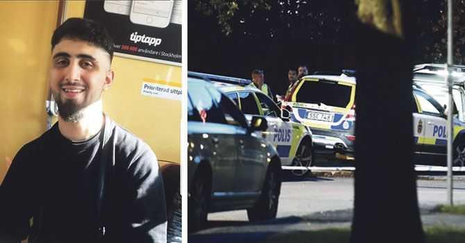 Döms för mordet på rapparen Rozh, 23, i Blackeberg