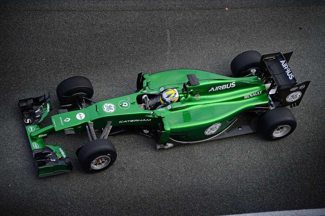 """""""Varken bu eller bä""""Marcus Ericsson hann inte få någon känsla för bilen på sitt enda varv. I dag får han en ny chans."""