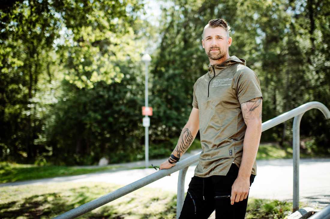 Patrik Berglund ser fram emot sin första SHL-säsong med Djurgården.
