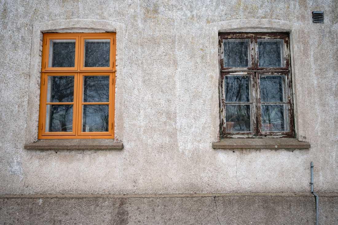 Här en ödegård som stått tom i 30 år utanför Komstad på Österlen. Nu har den dock fått en ny ägare – mot alla odds.