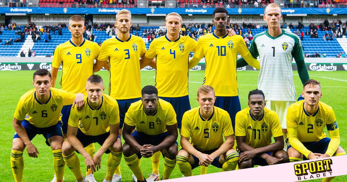 U21-landslaget kan skriva fotbollshistoria i kväll  96b1c1a15340c