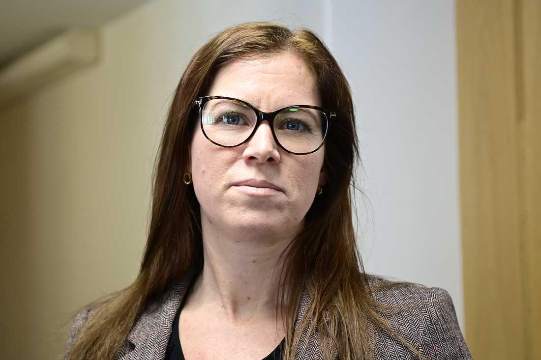 """""""Misstankarna mot 16-åringen kvarstår men han släpps för att han inte längre bedöms påverka utredningen"""", säger kammaråklagare Heléne Thomasson. Arkivbild."""