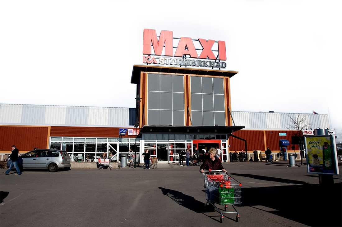 sveriges största ica maxi 2016