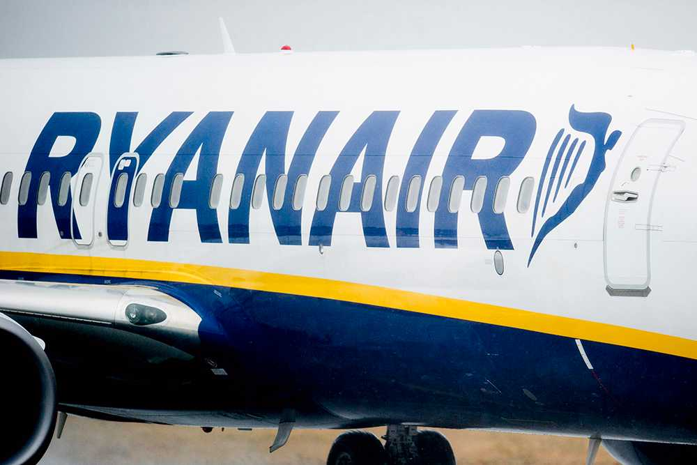 Från och med november kommer handbagaget att kosta på Ryanairs flygningar.