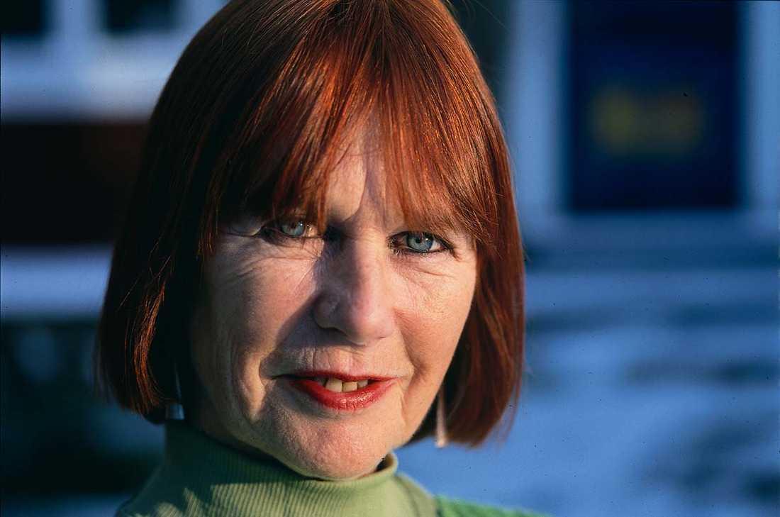 Glaskonstkonstnären Ulrica Hydman Vallien avled i onsdags, tre dagar före sin 80-årsdag.