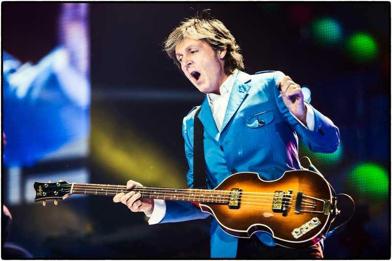 Paul McCartney lyckas bäst när han bara vågar låta som sig själv.