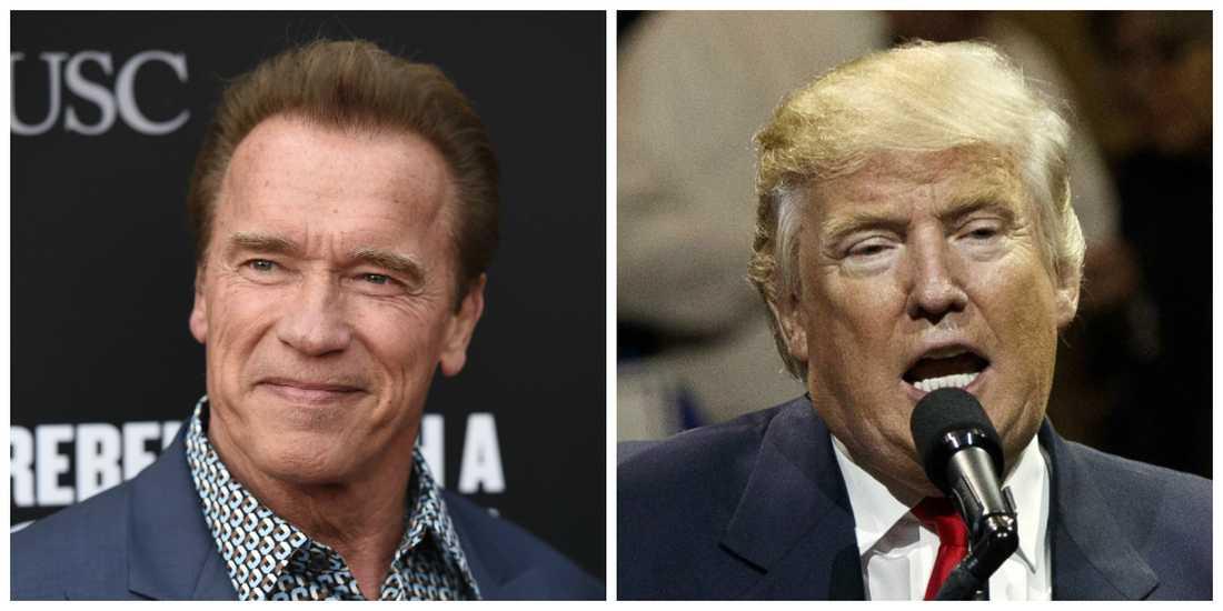 Arnold Schwarzenegger tar ställning mot nazism i ett hyllat videoklipp.