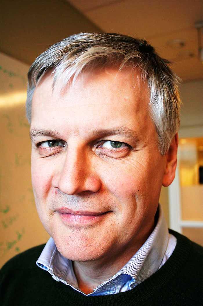 Nils-Göran Larsson, genforskare.
