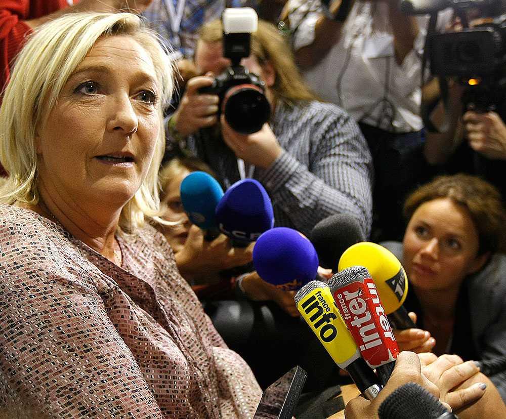 Marine Le Pens högerextrema Front National vann lokalvalen i elva franska städer.