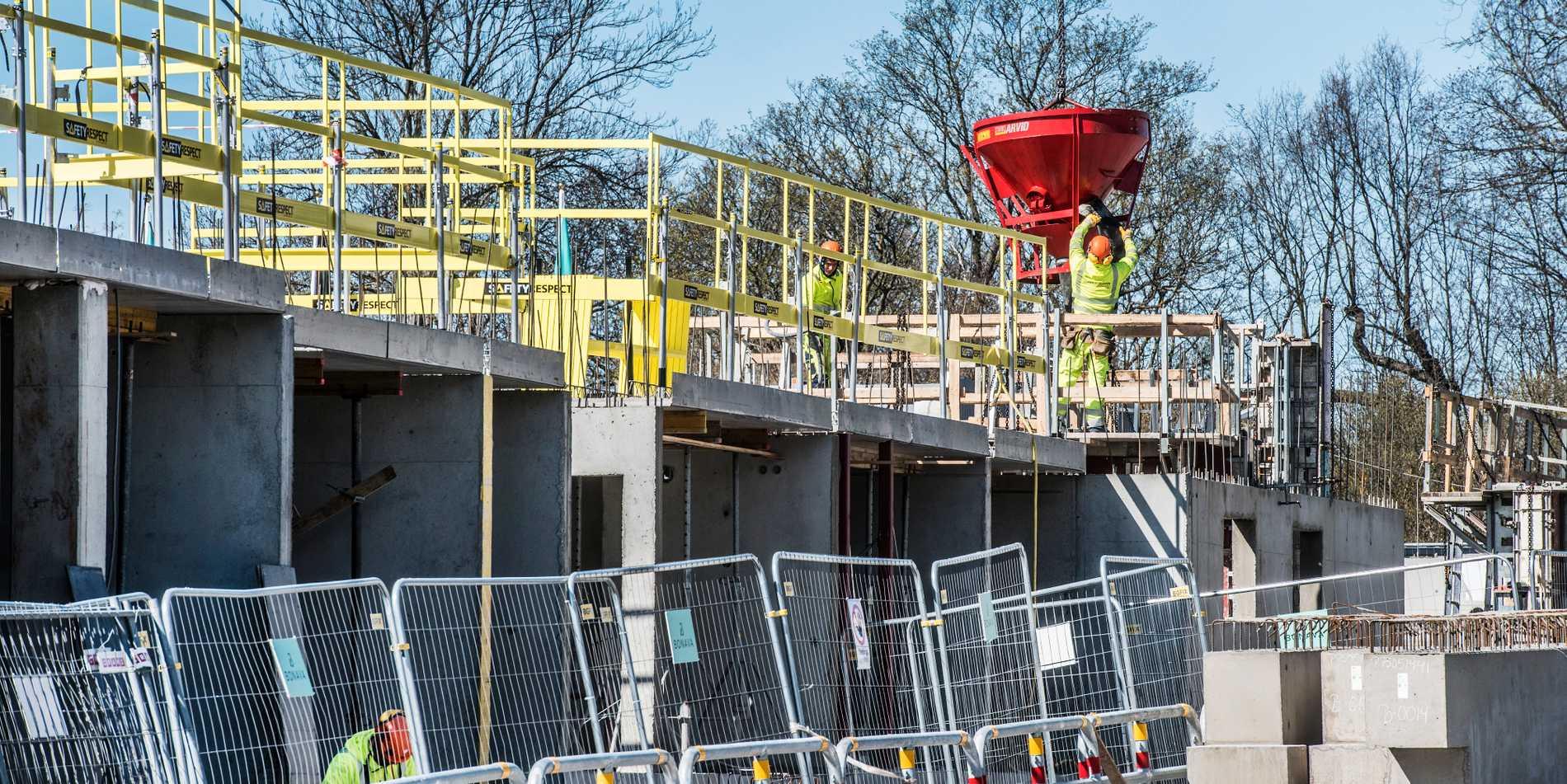 Jönköping får 700 nya lägenheter — snart tas första spadtaget.