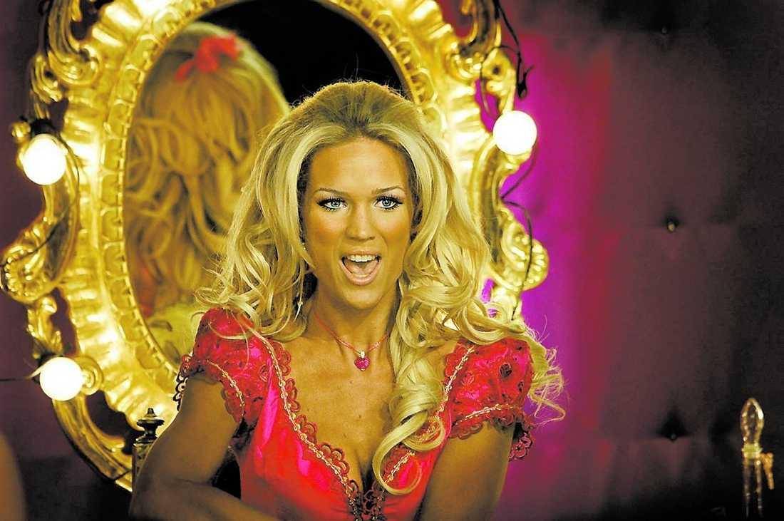 Marie Serneholt var superstylad inför solokarriärsatsningen 2006.