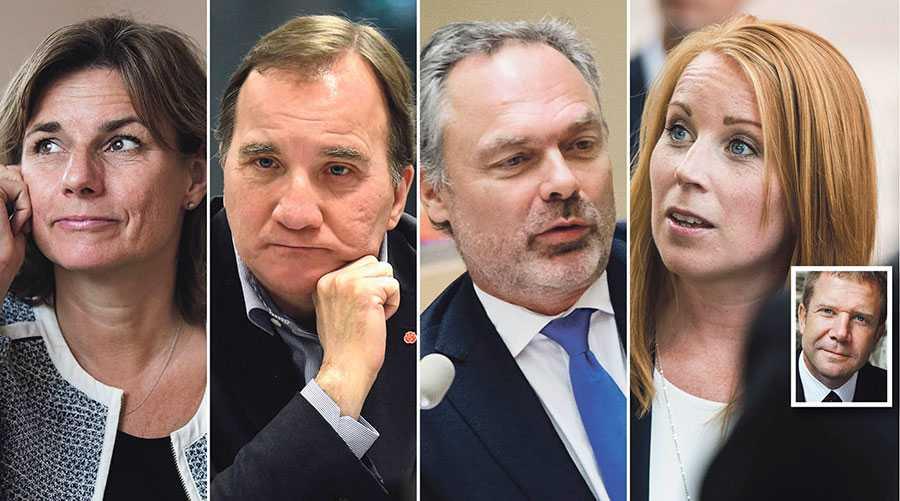 Just nu sitter MP, S, L och C i förhandlingar om politikens inriktning under kommande mandatperiod. Låt inte människors rätt att återförenas med sin familj plötsligt bli ett politiskt offer, skriver Martin Ärnlöv.