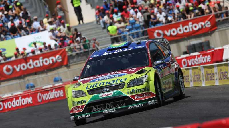 Mikko Hirvonen och Ford kämpar för att bli snabbare till nästa VM-rally.