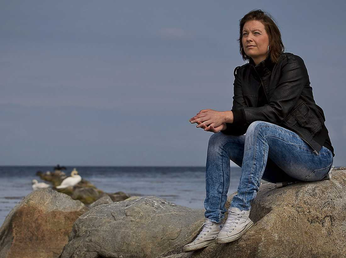"""Sista matchen I dag vill Alexandra Möller sätta punkt för en omtumlande karriär med att höja SM-bucklan. """"Det blir en perfekt avslutning."""""""