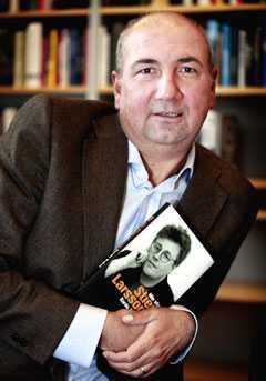 Författaren Kurdo Baksi.