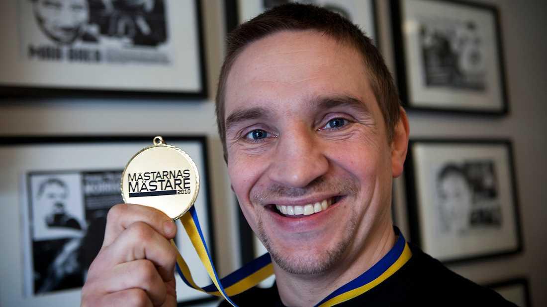 Armand Krajnc, boxning.