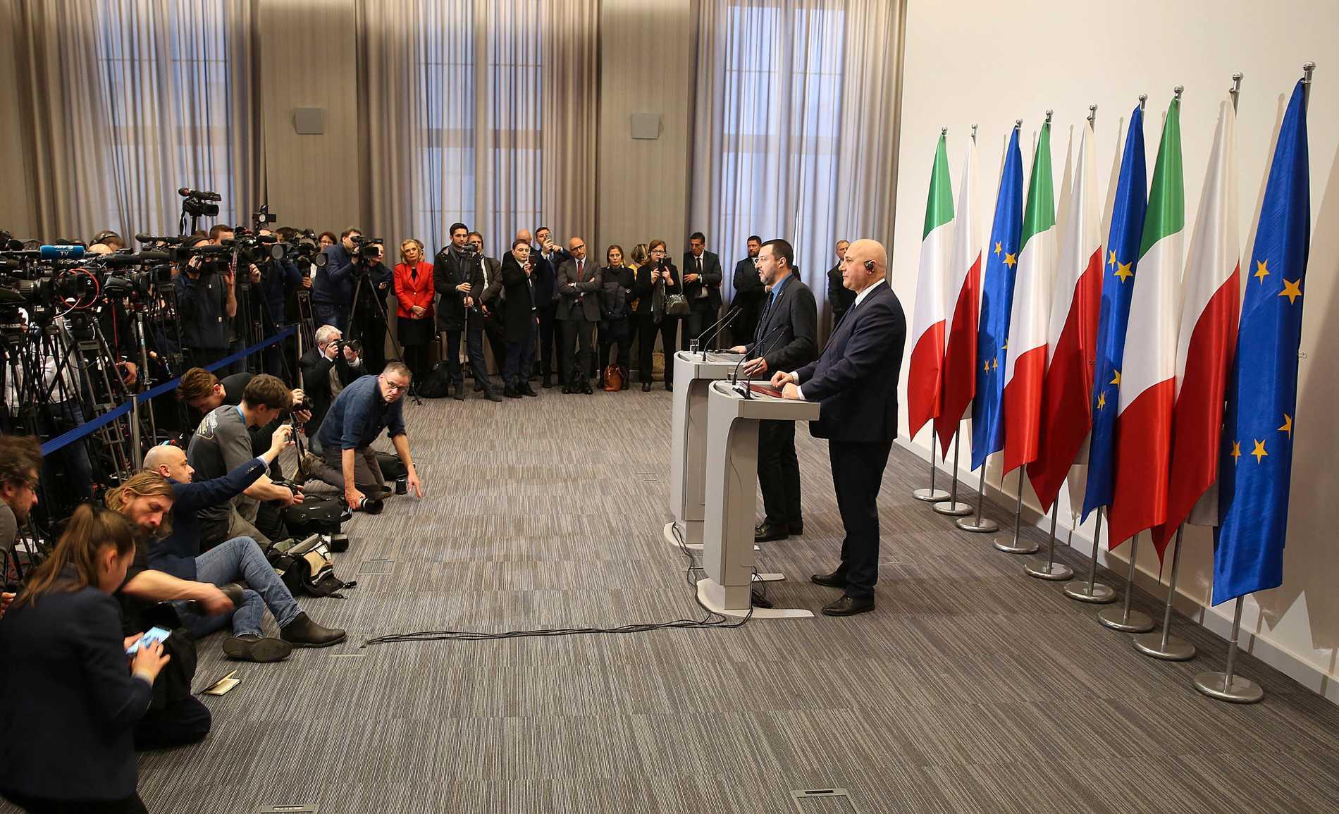 Italien Polen