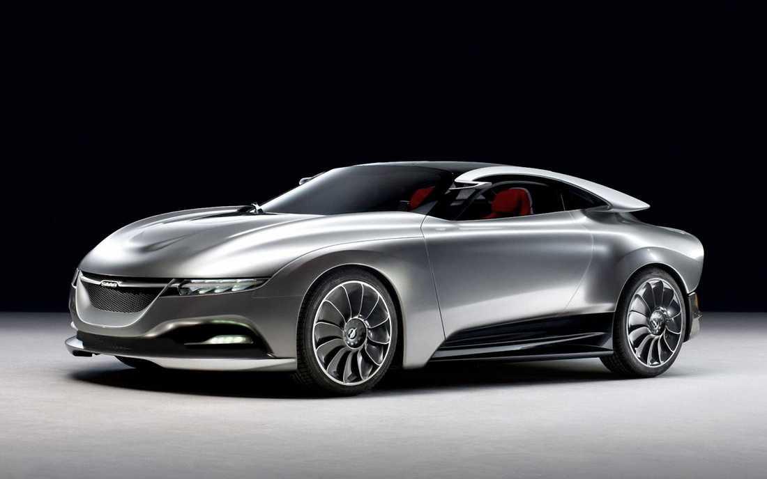 Saab-konceptet Phoenix visades upp 2011. Den modulära plattformen var tillverkarens framtid.