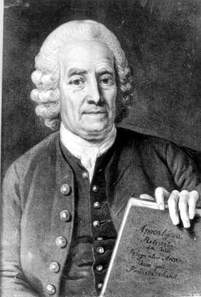 Emanuel Swedenborg (1688-1772), vetenskapsman och mystiker.