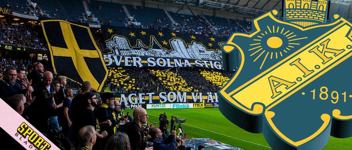 AIK:s ekonomiska förlust inget med coronakrisen att göra