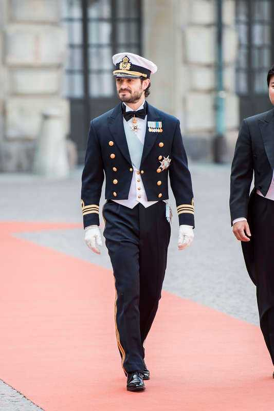 Prins Carl Philip.