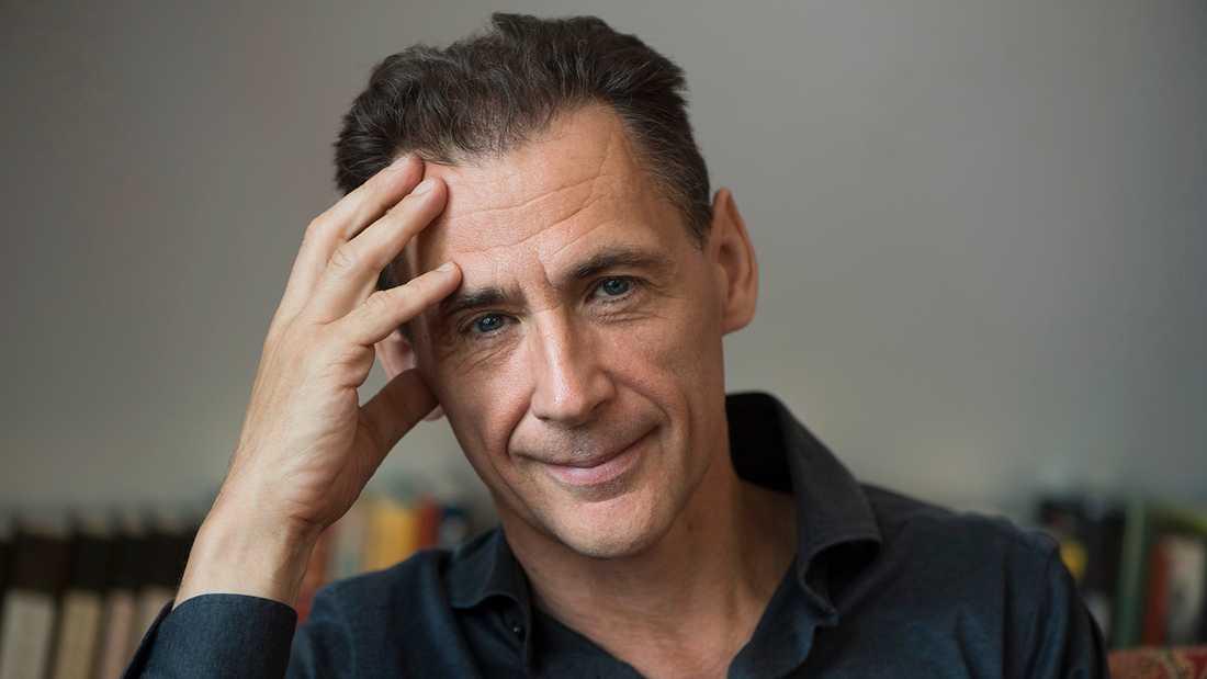 """David Lagercrantzs sista del i """"Millennium""""-serien kommer i sommar."""