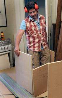 Fixaren tipsar Martin Timell älskar bra verktyg och hoppas attå en sjysst skruvdragare väntar på honom under granen.