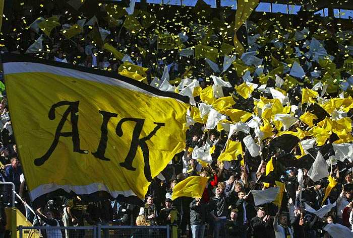 Kräver läggmatch Flera av AIK:s fans kräver att laget ska lägga sig mot Blåvitt i nästa omgång – allt för att undvika att Djurgården vinner guldet.