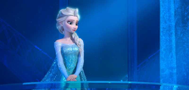 """Elsa i """"Frost""""."""
