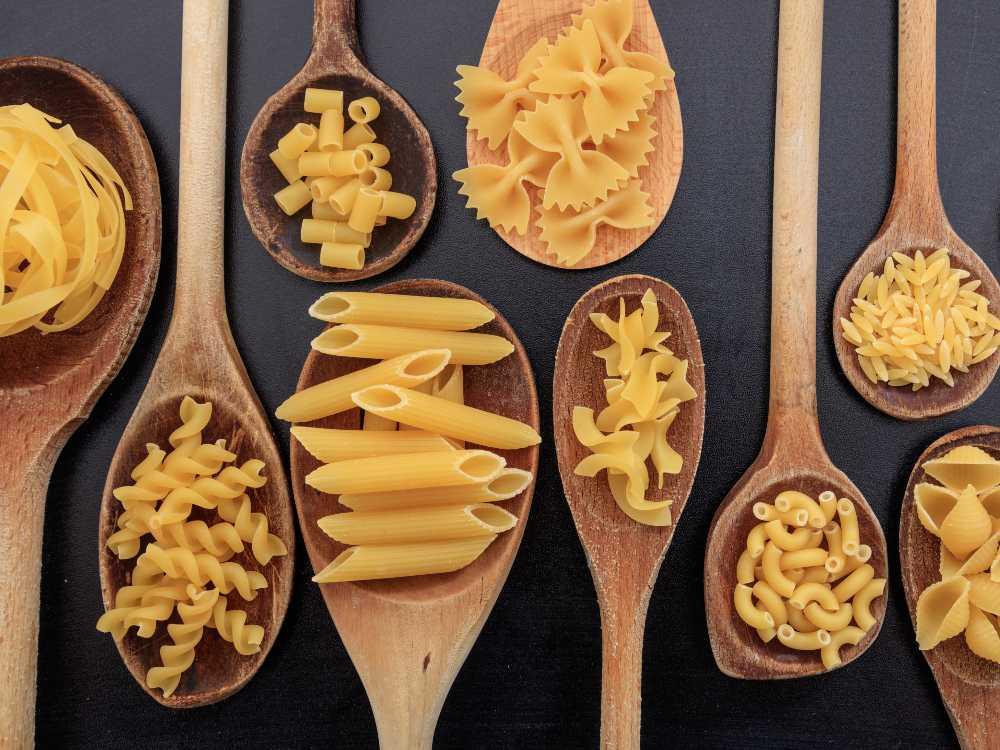 Så väljer du rätt pastasort