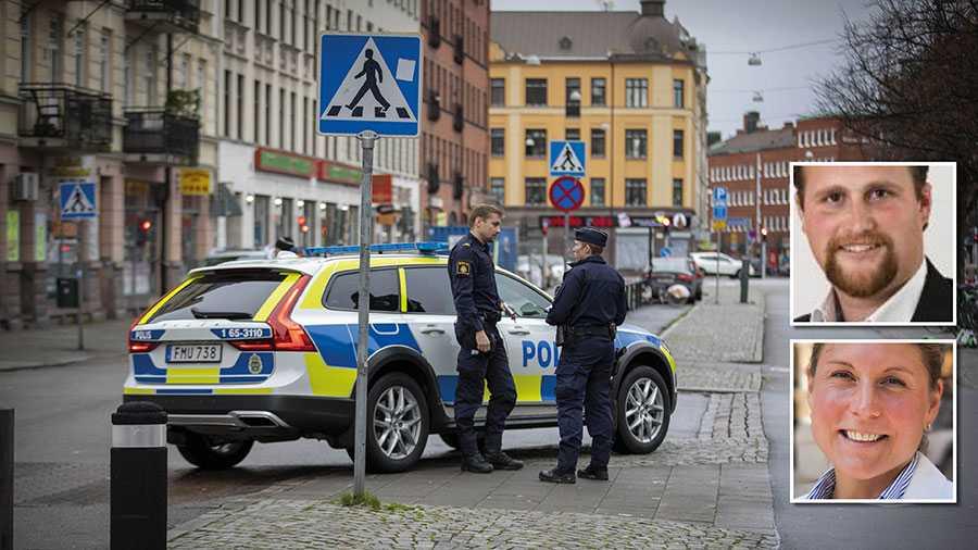 """Vi behöver inte fler uttalanden om att våldet är """"oacceptabelt"""". Nu behöver vårt land konkreta åtgärder. Det räcker inte att fördöma våldet. Våldet måste motverkas, skriver moderaterna Carl-Johan Sonesson och Anna Jähnke."""